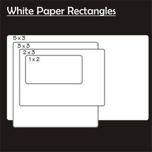 "White Decal (.625""x1"")"